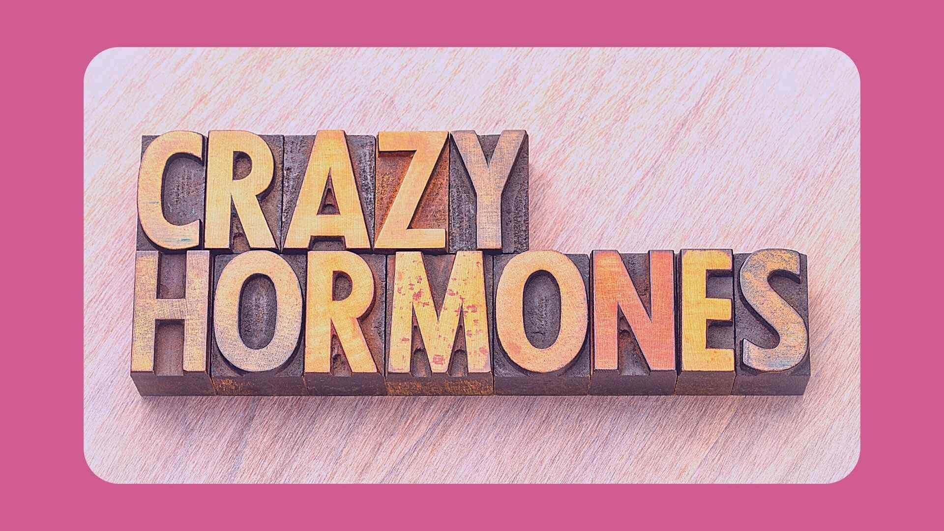 Unsere Postboten – die Hormone