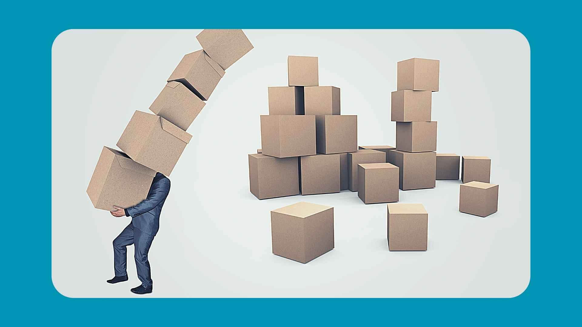 Mannomann oder men in boxes