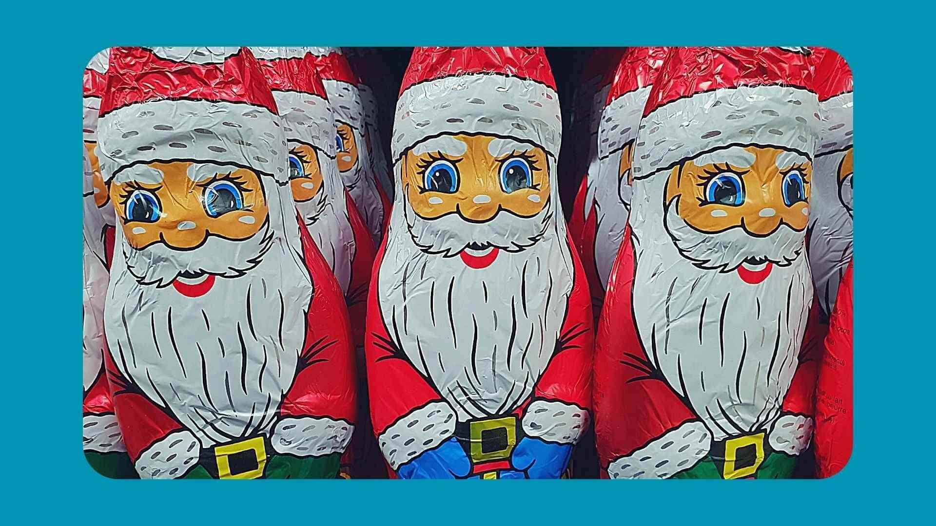Medizin, Menschlichkeit und Wertschätzung oder Wer bekommt die 10 Weihnachtsmänner?